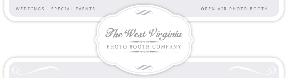 The West Virginia Photo Booth Company logo