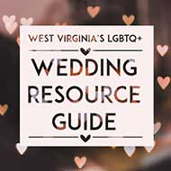 WV LGBTQ Wedding Guide Member
